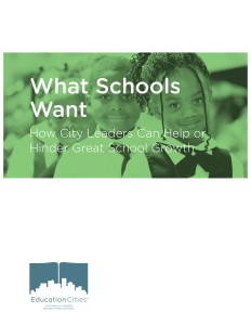 What Schools Want Cover